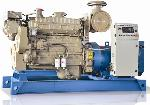 Used marine diesel generator sale 10kva to 500kva in Mumbai-india
